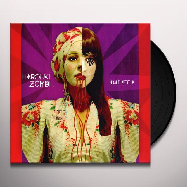 Harouki Zombi OBJET PETIT A Vinyl Record