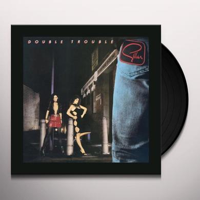 Ian Gillan DOUBLE TROUBLE Vinyl Record