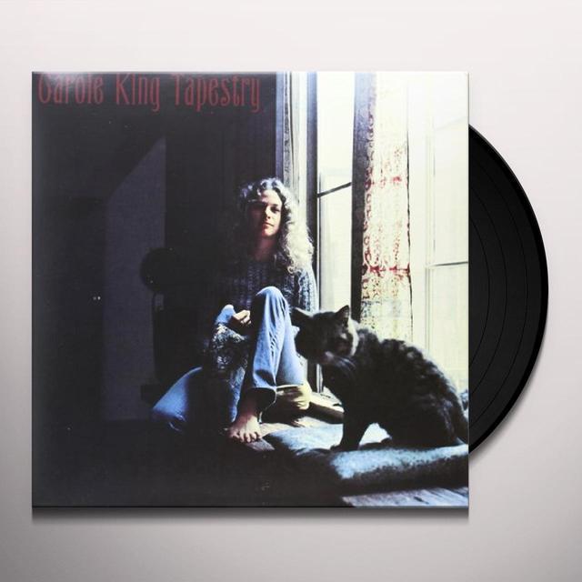 Carole King TAPESTRY Vinyl Record - 180 Gram Pressing