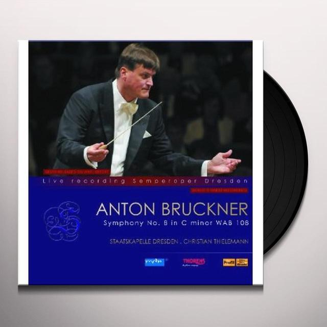 Bruckner / Staatskapelle Dresden SYMPHONIE 8 Vinyl Record