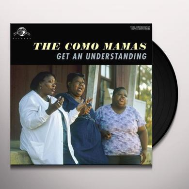 Como Mamas GET AN UNDERSTANDING Vinyl Record