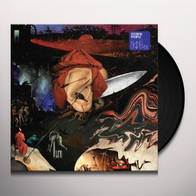 Feeding People ISLAND UNIVERSE Vinyl Record