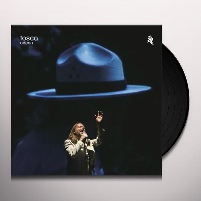 Tosca ODEON Vinyl Record - w/CD