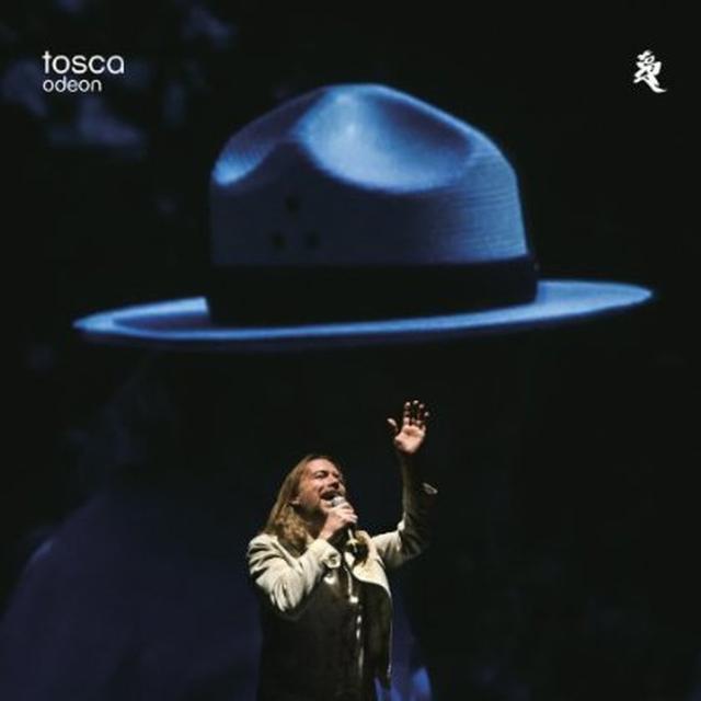 Tosca ODEON Vinyl Record - w/CD