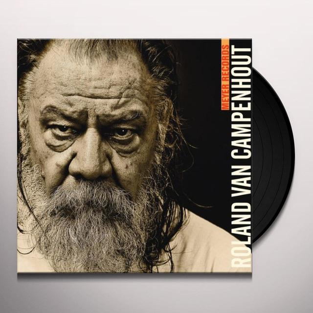 Roland Van Campenhout DAH BLUES IZ-A COMMING Vinyl Record