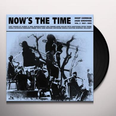 NOW'S THE TIME 2 / VARIOUS Vinyl Record
