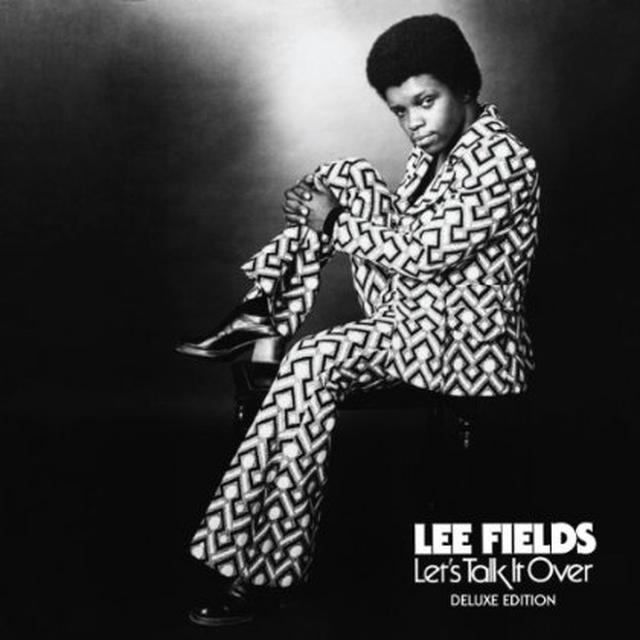 Lee Fields LET'S TALK IT OVER Vinyl Record