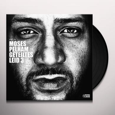 Moses Pelham GETEILTES LEID 3 (GER) Vinyl Record