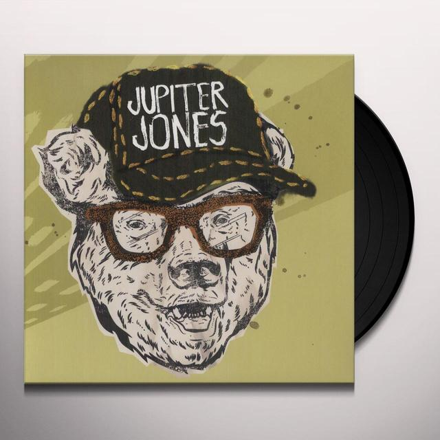 JUPITER JONES Vinyl Record