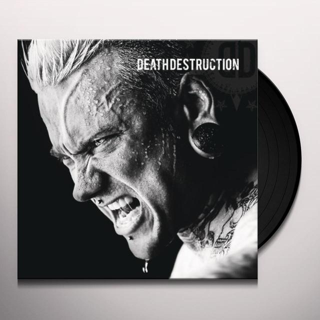 DEATH DESTRUCTION Vinyl Record