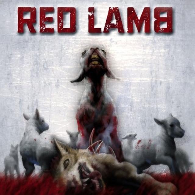 RED LAMB Vinyl Record
