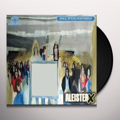 Aleister X HALF SPEED MASTERED Vinyl Record