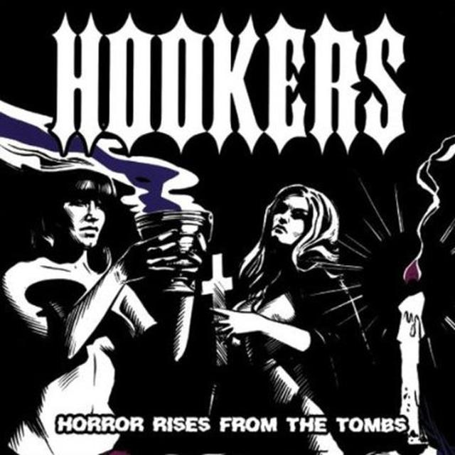 Hookers HORROR RISES FROM THE TOMBS Vinyl Record