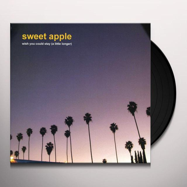 Sweet Apple WISH YOU COULD STAY A LITTLE LONGER/TRAFFIC Vinyl Record