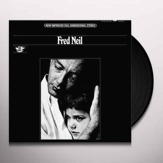 FRED NEIL Vinyl Record - 180 Gram Pressing