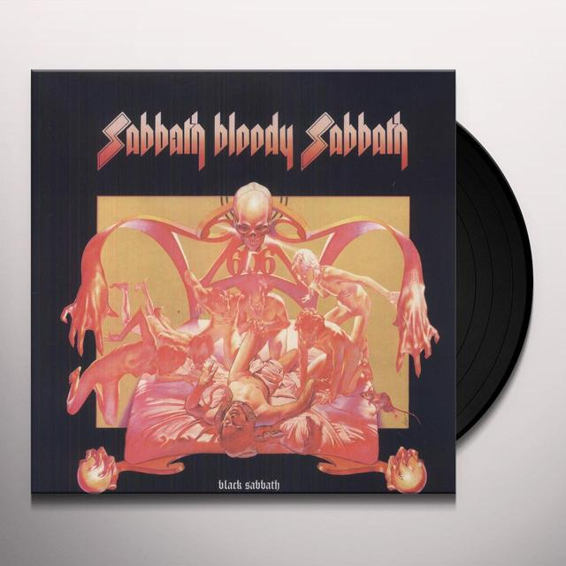Black Sabbath SABBATH BLOODY SABBATH (Vinyl)
