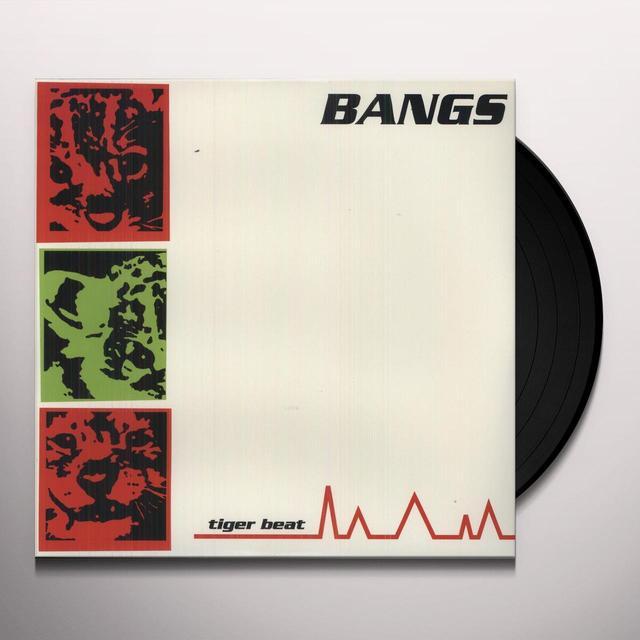 Bangs TIGER BEAT Vinyl Record