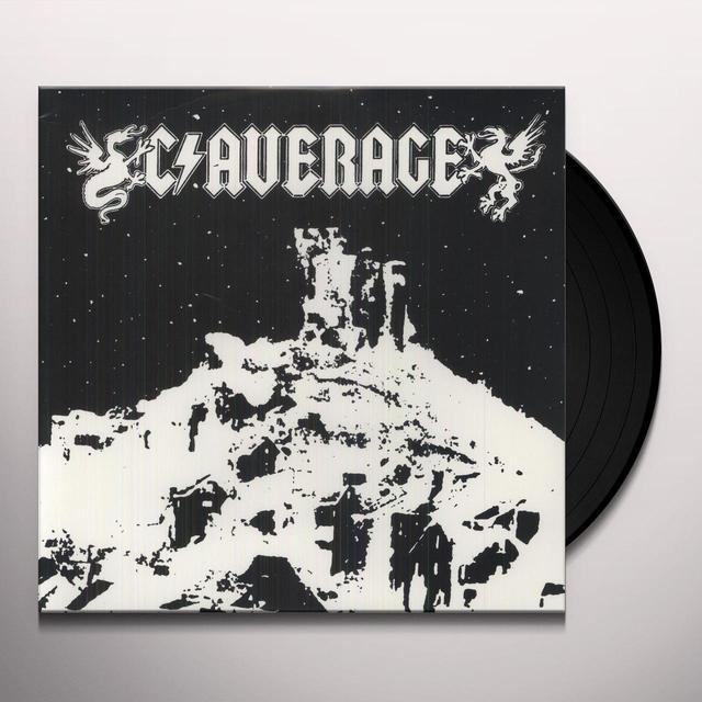 C-AVERAGE Vinyl Record