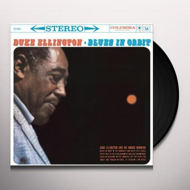 Duke Ellington BLUES IN ORBIT Vinyl Record - 180 Gram Pressing