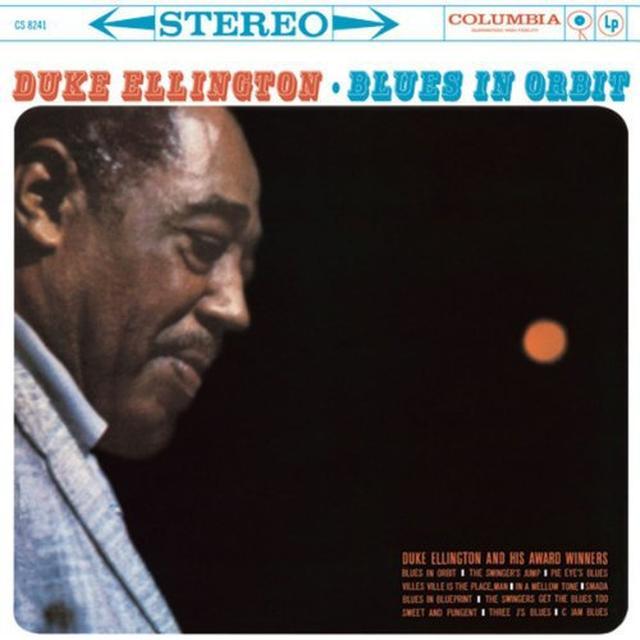 Duke Ellington BLUES IN ORBIT Vinyl Record - 180 Gram Pressing