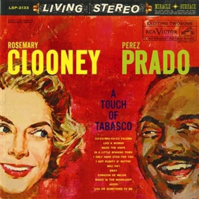 Rosemary Clooney / Perez Prado TOUCH OF TABASCO Vinyl Record - 180 Gram Pressing