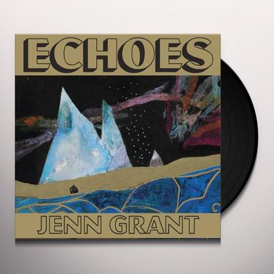 Jenn Grant ECHOES Vinyl Record