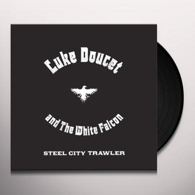 Luke Doucet STEEL CITY TRAWLER Vinyl Record