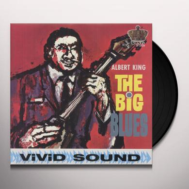 Albert King BIG BLUES Vinyl Record