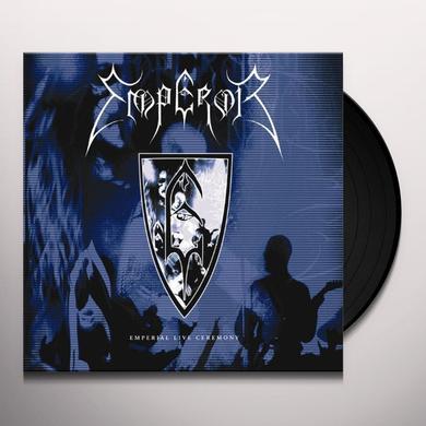 Emperor EMPERIAL LIVE CEREMONY Vinyl Record
