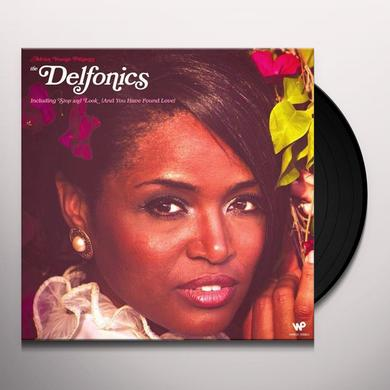ADRIAN YOUNGE PRESENTS THE DELFONICS Vinyl Record