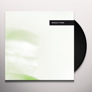 Daniel Monoloc / Wilde IT'S MINE Vinyl Record