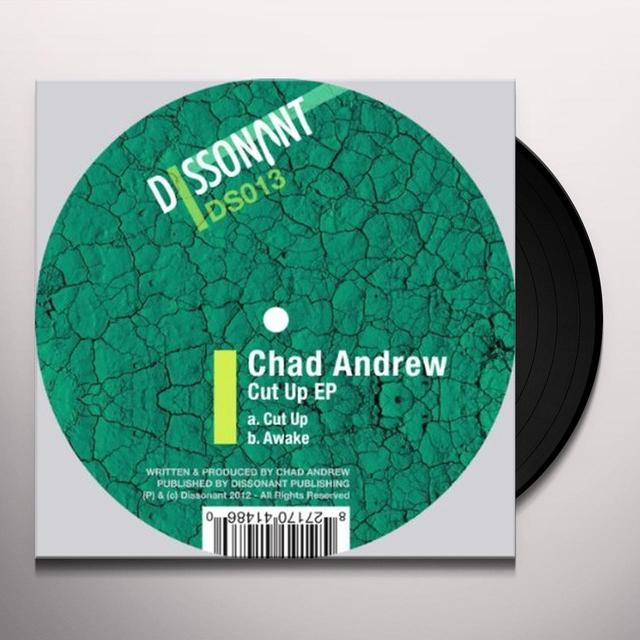 Chad Andrew CUT UP (EP) Vinyl Record