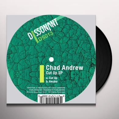 Chad Andrew CUT UP Vinyl Record
