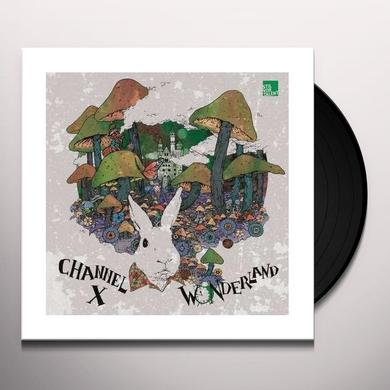 Channel X WONDERLAND REMIXED Vinyl Record