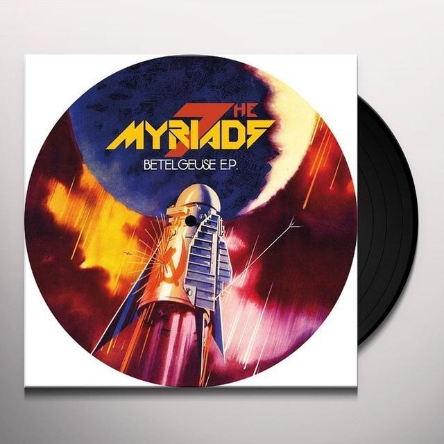 7He Myriads BETELGEUSE (EP) Vinyl Record