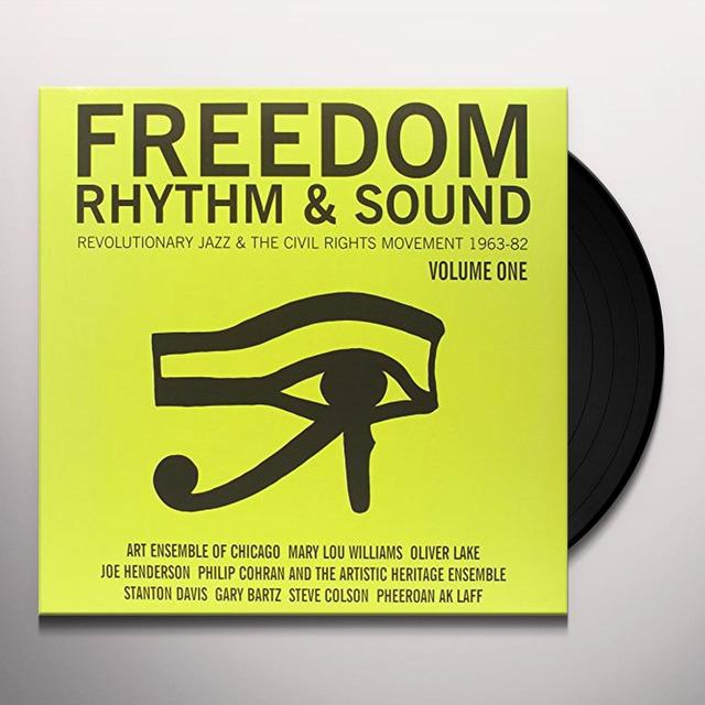 FREEDOM RHYTHM & SOUND REVOLUTIONARY JAZZ 1 / VAR Vinyl Record