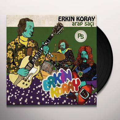 Erkin Koray ARAP SACI Vinyl Record