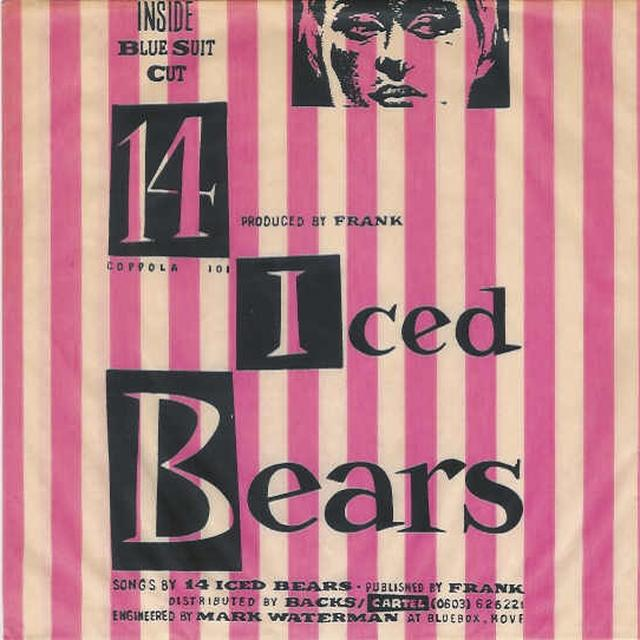 14 Iced Bears INSIDE Vinyl Record