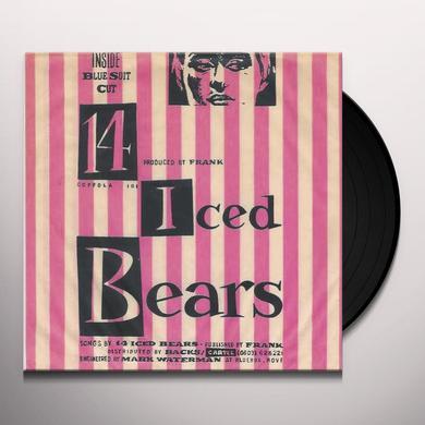 14 Iced Bears INSIDE Vinyl Record