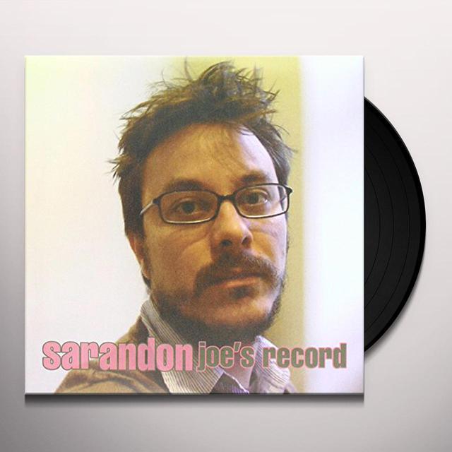 Sarandon JOE'S RECORD Vinyl Record