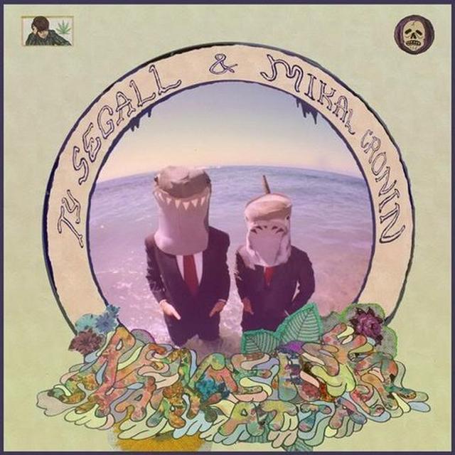 Ty Segall / Mikal Cronin REVERSE SHARK ATTACK Vinyl Record