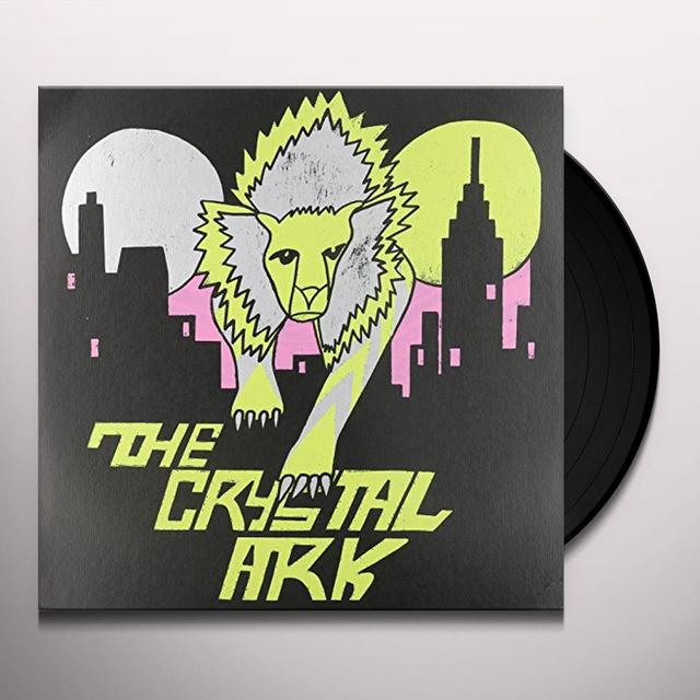 CRYSTAL ARK Vinyl Record -