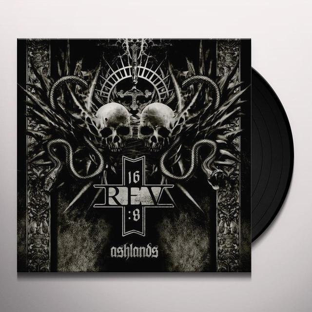 Rev 16:8 ASHLANDS Vinyl Record