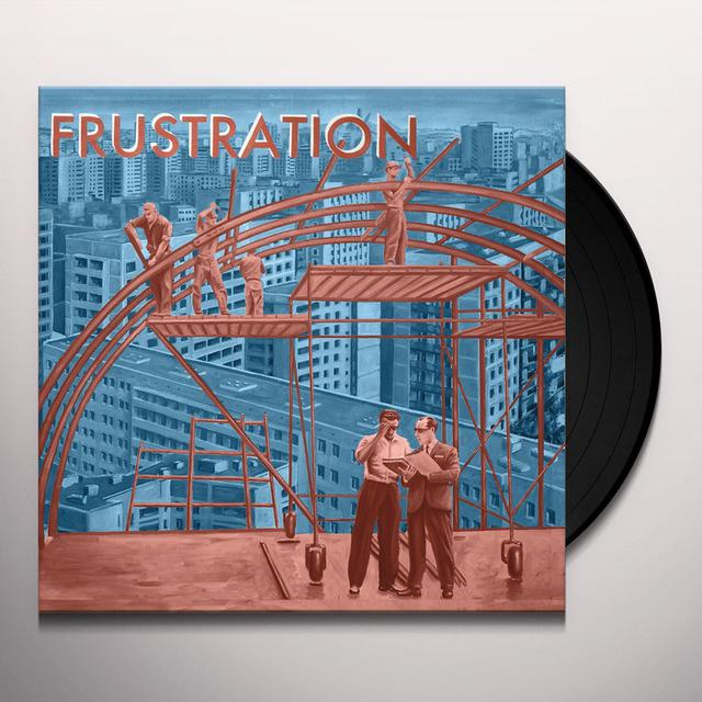 Frustration UNCIVILIZED Vinyl Record
