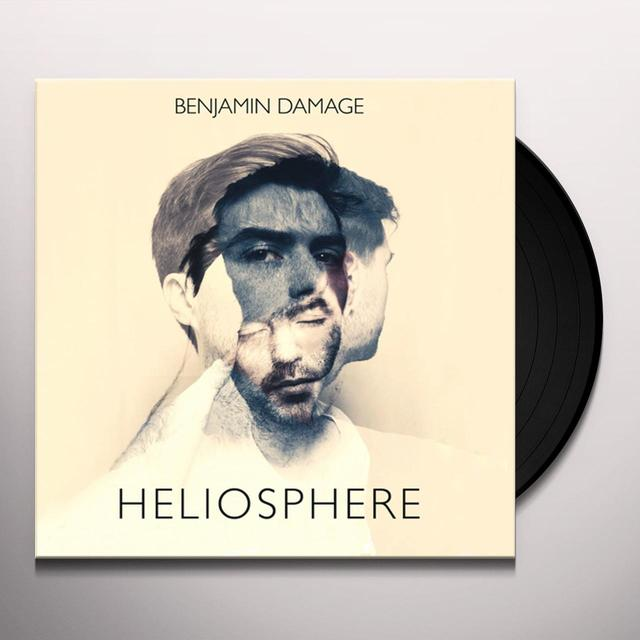 Benjamin Damage HELIOSPHERE Vinyl Record