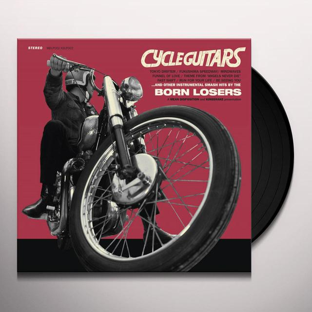 Born Losers CYCLE GUITARS Vinyl Record