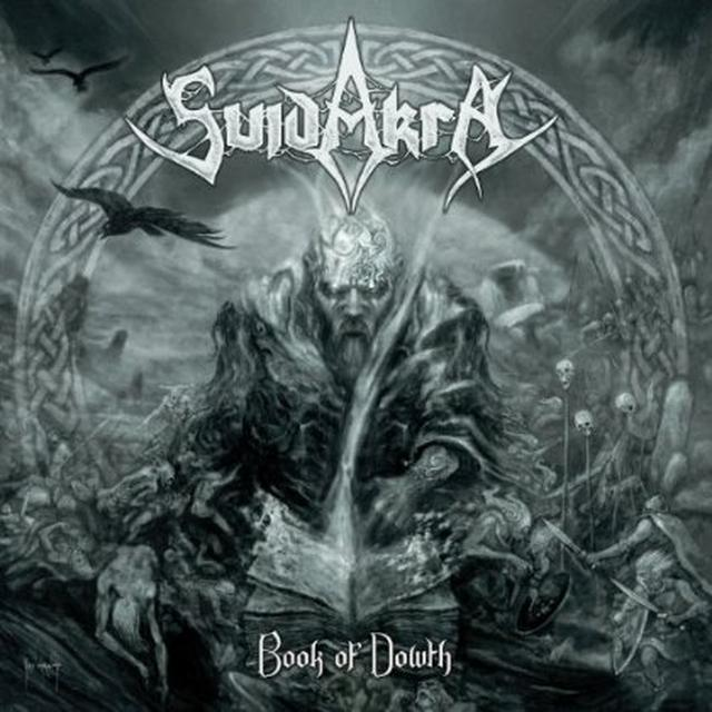 Suidakra BOOK OF DOWTH Vinyl Record