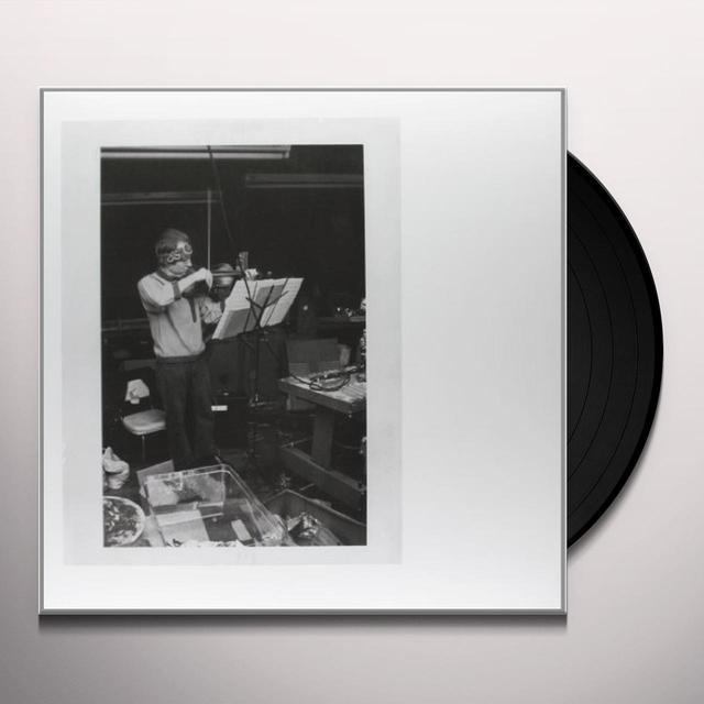 Henry Flynt GRADUATION Vinyl Record -
