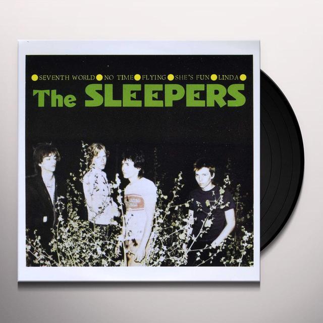 SLEEPERS (EP) Vinyl Record - Reissue
