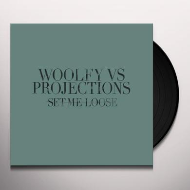 Wolfy Vs Projections SET ME LOOSE (EP) Vinyl Record